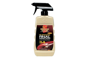 Detailer bezsylikonowy MEGUIARS - Final Inspection 473ml