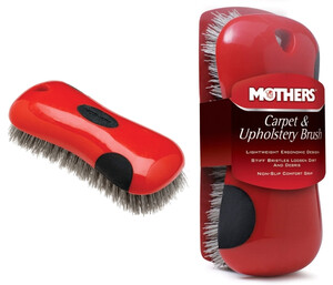 Szczotka do tapicerki MOTHERS -  Carpet & Upholstery Brush