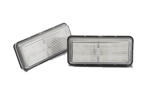 Toyota Land Cruiser 98-14, Lampka tablicy rej. LED