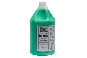 Detailer POORBOY'S - Spray & Gloss 3,8L
