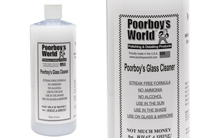 Mycie szyb POORBOY'S - Glass Cleaner 946ml
