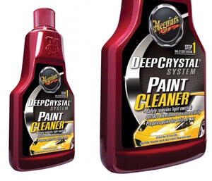 Politura MEGUIARS - Deep Crystal Step 1 Paint Cleaner 473ml