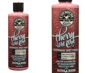 Wosk w płynie Chemical Guys - Cherry Wet Wax 473ml
