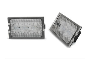 Freelander / Range Rover, Lampka tablicy rej. LED