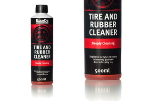 Mycie opon i gumy EXCEDE - Tire and Rubber Cleaner 500ml