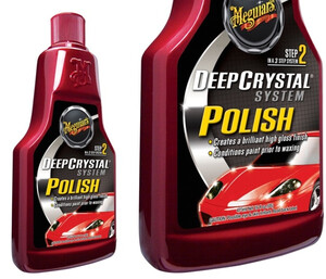 Politura MEGUIARS - Deep Crystal Polish 473ml