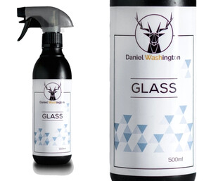 Mycie szyb DANIEL WASHINGTON - Glass Cleaner 500ml