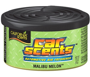 CALIFORNIA CAR SCENTS - zapach melonu - MALIBU MELON