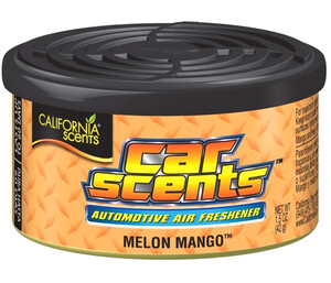 CALIFORNIA CAR SCENTS - zapach melonu - MELON MANGO