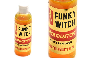 Usuwanie owadów FUNKY WITCH - Mosquitoff Insect Remover 215ml