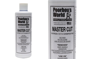 Pasta polerska POORBOY'S - Master Cut Compound 473ml