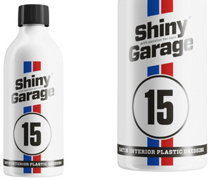 Dressing do plastików SHINY GARAGE - Interior Satin Dressing 500ml