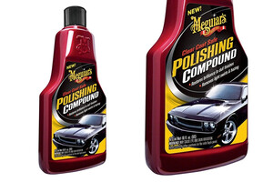 Politura MEGUIARS - Clear Coat Safe Polishing Compound 473ml