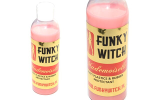 Dressing do plastików FUNKY WITCH - Mademoiselle Matt Plastics & Rubber Protectant 215ml
