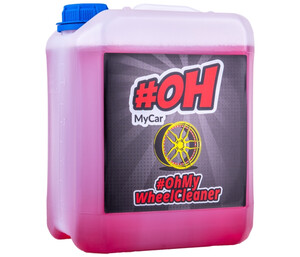 Mycie felg #OHMyCar - Wheel Cleaner 5L neutral pH