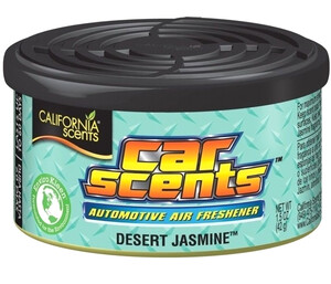 CALIFORNIA CAR SCENTS - zapach jaśmin - DESERT JASMINE