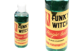 Mycie szyb FUNKY WITCH - Magic Ball Glass Cleaner 215ml