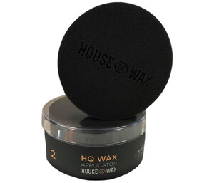 Aplikator gąbkowy HOUSE OF WAX - HQ Wax Applicator 2-Pack