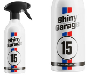 Dressing do plastików SHINY GARAGE - Apple Dressing 500ml