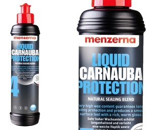 Wosk z carnaubą MENZERNA - Liquid Carnauba Protection 250ml