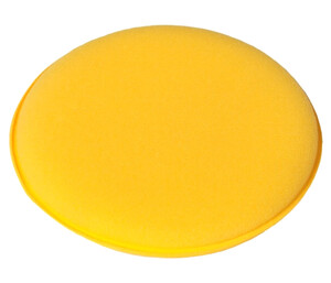 Aplikator do wosku SHINY GARAGE - Yellow Wax Applicator