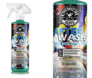 Wspomaga osuszanie po myciu Chemical Guys - After Wash Shine 473ml