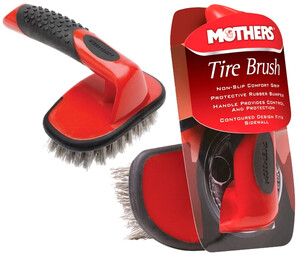 Szczotka do opon MOTHERS - Contured Tire Brush