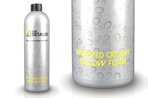 Piana aktywna 4Detailer - Whipped Creamy Yellow Foam 500ml