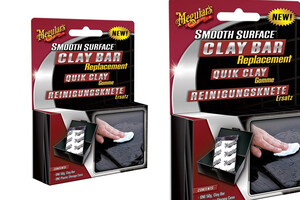 Glinka do lakieru MEGUIARS - Smooth Surface Clay Bar Replacement 50g