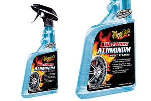 Mycie felg MEGUIARS - Hot Rims Aluminium Wheel Cleaner