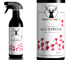 Mycie felg DANIEL WASHINGTON - Alu Strong 500ml