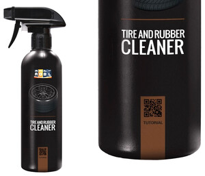 Mycie opon i gumy ADBL - Tire and Rubber Cleaner 500ml
