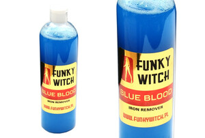 Deironizer FUNKY WITCH - Blue Blood IRON REMOVER 500ml
