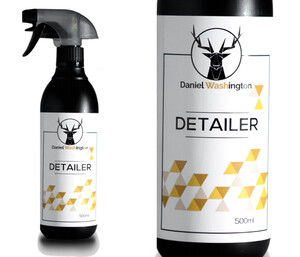Detailer DANIEL WASHINGTON - Quick Detailer połysk 500ml