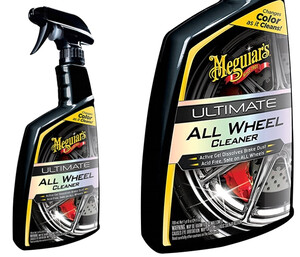 Mycie felg MEGUIARS - Ultimate All Wheel Cleaner 709ml