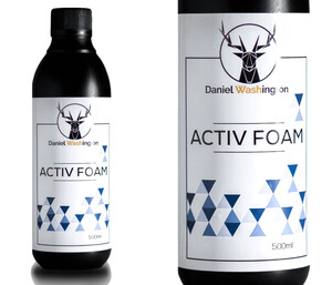 Piana aktywna DANIEL WASHINGTON - Activ Foam 500ml