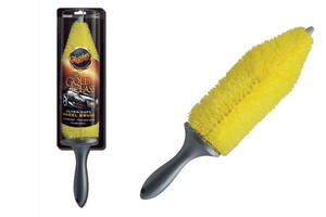 Szczotka do felg MEGUIARS - Ultra Safe Wheel Spoke Brush