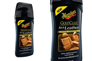 C​z​y​s​z​c​z​e​n​i​e​ ​/​ ​i​m​p​r​e​g​n​a​t​ ​d​o​ ​s​k​ó​r​y MEGUIARS - Gold Class Rich Leather Cleaner & Conditioner