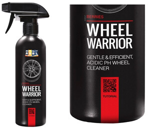 Mycie felg kwasowe ADBL - Wheel Warrior 500ml