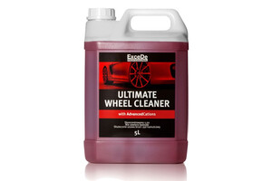 Mycie felg EXCEDE - Ultimate Wheel Cleaner 5L