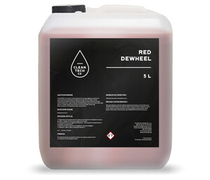 Deironizer CleanTech - Red DeWheel 5L krwawi