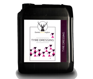 Dressing do opon DANIEL WASHINGTON - Tyre Dressing 5L