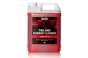 Mycie opon i gumy EXCEDE - Tire and Rubber Cleaner 5L