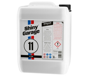 Deironizer SHINY GARAGE - D-Tox Iron Fallout Remover 5L