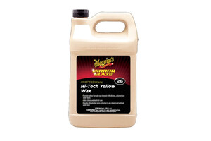 Wosk w płynie MEGUIARS - Hi-Tech Yellow Wax Liquid 3,78L