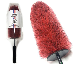 Szczotka do felg SHINY GARAGE - Extreme Wheel Brush