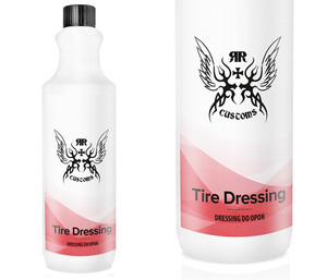 Dressing do opon RRC - Tire Dressing Gel 500ml