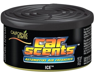 CALIFORNIA CAR SCENTS - zapach lodowy - ARTIC ICE