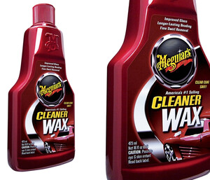 Wosk w płynie MEGUIARS - Cleaner Wax Liquid 473ml