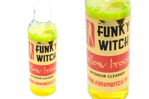 Detailer do wnętrza FUNKY WITCH - Yellow Broom Interior Cleaner 215ml